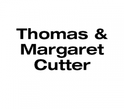 Thomas and Margaret Cutter